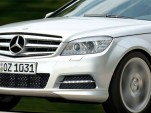 2011 Mercedes Benz C-Class facelift preview rendering
