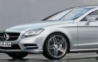 Rendered: 2011 Mercedes-Benz CLS