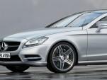 2011 Mercedes-Benz CLS rendering