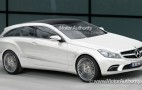 Preview: Mercedes Benz Shooting Brake based on next-gen CLS