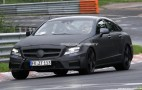 Spy Shots: 2011 Mercedes-Benz CLS63 AMG