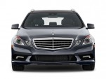 2011 Mercedes-Benz E Class 4-door Wagon Sport 3.5L 4MATIC Front Exterior View
