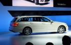 2010 New York Auto Show: 2011 Mercedes-Benz E-Class Wagon Live Gallery