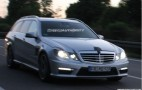 Spy Shots: 2011 Mercedes-Benz E63 AMG Estate