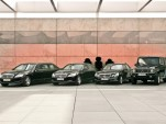 2011 Mercedes-Benz Guard vehicles