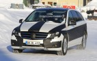 Spy Shots: 2011 Mercedes-Benz R-Class Facelift