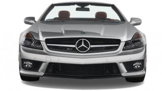 2011 Mercedes-Benz SL Class 2-door Roadster 6.0L AMG Front Exterior View