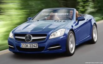 2011 Mercedes-Benz SLK On the Way