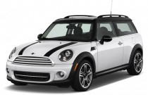 2011 MINI Cooper Clubman 2-door Coupe Angular Front Exterior View