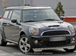 2011 MINI Crossman Spy Shots