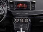 2011 Mitsubishi Lancer 4-door Sedan CVT GTS FWD Instrument Panel