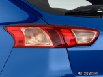 2011 Mitsubishi Lancer 5dr HB TC-SST Ralliart AWD Tail Light
