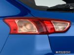 2011 Mitsubishi Lancer 5dr HB TC-SST Ralliart AWD Tail Light