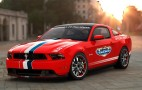 2011 Ford Mustang GT Pace Car To Be Auctioned At Barrett-Jackson For Charity