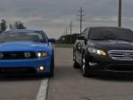 2011 Mustang GT vs 2010 SHO
