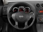 2011 Nissan Altima 4-door Sedan I4 eCVT Hybrid Steering Wheel