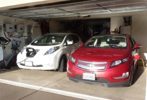 2011 Nissan Leaf vs 2011 Chevy Volt: Strengths & Weaknesses, By The Man Who Owns Both