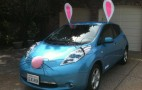 Happy Easter From The Zero-Emission Easter Bunny
