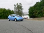 2011 Nissan Leaf Drive Review: A Real Electric Car for Real People