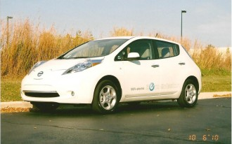 2011 Nissan Leaf Named 'World Car Of The Year'