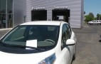 2011 Nissan Leaf Software Update: Easy, But Slow (4 Hours?)