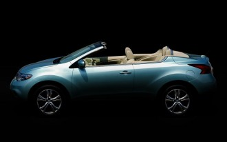 First Peek: 2011 Nissan Murano CrossCabriolet