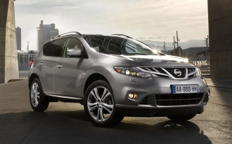 2012 Murano and Murano CrossCabriolet Pricing Announced