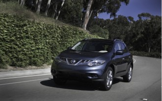 2011 Nissan Murano Preview