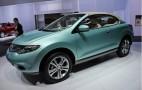 Nissan Murano CrossCabriolet Walkaround: 2011 New York Auto Show