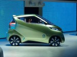 Nissan Pivo3 Concept: New Ideas For A Production Electric Minicar