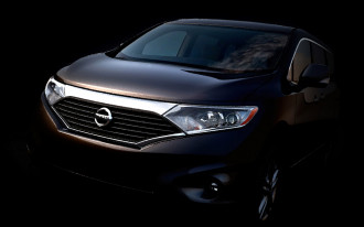 New York Auto Show: 2011 Nissan Quest A Minivan No More?
