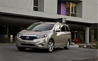 2012 Nissan Quest Pricing Announced For U.S.