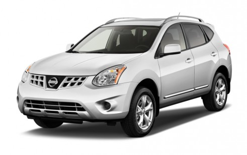2011 nissan rogue vs chevrolet equinox honda cr v subaru. Black Bedroom Furniture Sets. Home Design Ideas