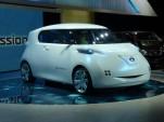 2011 Nissan Townpod concept