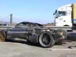 2011 Pagani C9 supercar spy shots
