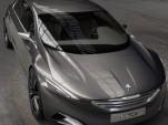 2011 Peugeot HX1 Concept