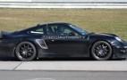 Spy shots: Next-gen Porsche 911 Carrera takes to the 'Ring