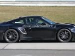 2011 Porsche 911 spy shots