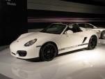 2011 Porsche Boxster Spyder Los Angeles 2009