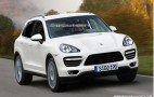 Rendered: 2011 Porsche Cayenne