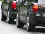 2011 Porsche Cayenne spy shot