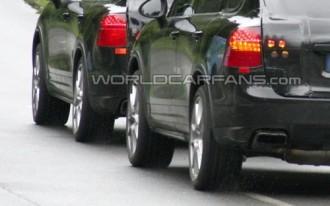 Spy Shots: 2011 Porsche Cayenne