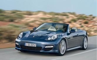 Persistent Rumor: Porsche Panamera Convertible In The Works