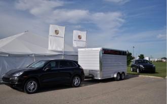 2011 Porsche Sport Drive: Getting Butts In Seats