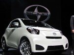 2011 Scion iQ at 2010 New York Auto Show