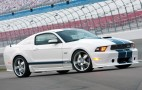 2011 Shelby GT350 Debuts At Barrett-Jackson