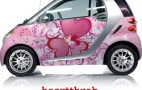 Nothing Says Romantic Like A Valentine's Day Smart Car