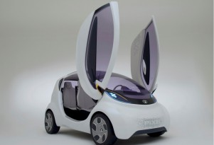 Tata Pixel Concept: Nano's 69-MPG Pal, 2011 Geneva Motor Show