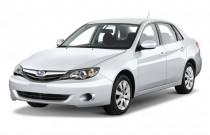 2011 Subaru Impreza 4-door Auto i Angular Front Exterior View