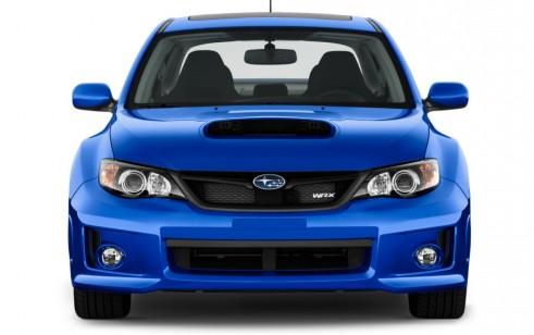 2011 Subaru Impreza WRX - STI 4-door Man Front Exterior View
